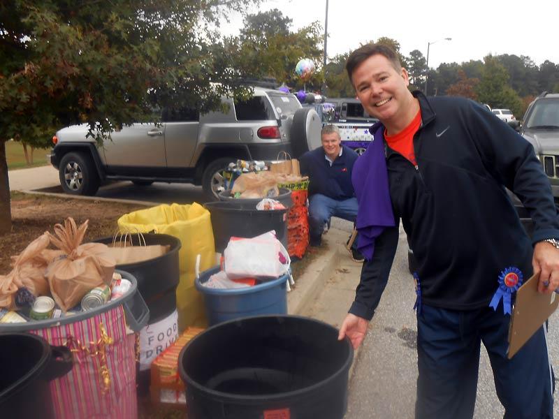 Donate Canned Food Atlanta