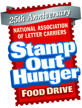 25th Annual Stamp Out Hunger